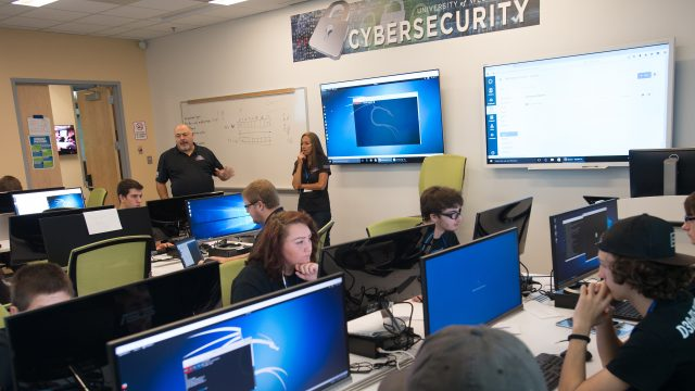 UWF embraces leadership role as Cybersecurity Regional Resource Center